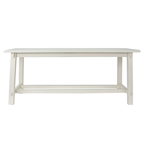 D 233 Cor Therapy Fr1592 Kyoto Wooden Bench White Finish