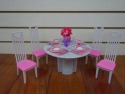 Gloria Dining Room Play Set