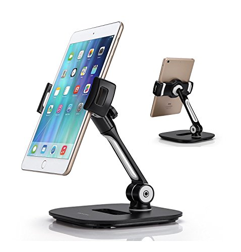 Abovetek Stylish Aluminum Tablet Stand Cell Phone Stand