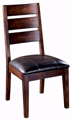 Ashley Furniture Signature Design – Larchmont Dining Room Chair – Set of 2 – B ...
