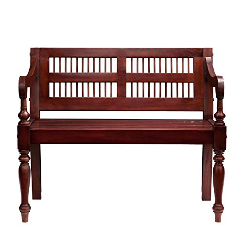 Entryway Bench Reddit: Southern Enterprises Classic Entryway Bench With Turned