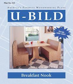 U-Bild 925 2 U-Bild 2 Breakfast Nook Project Plan