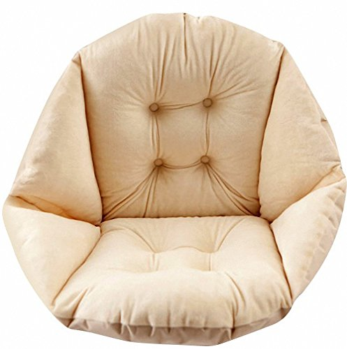 non slip most comfortable back cushion office car kitchen. Black Bedroom Furniture Sets. Home Design Ideas