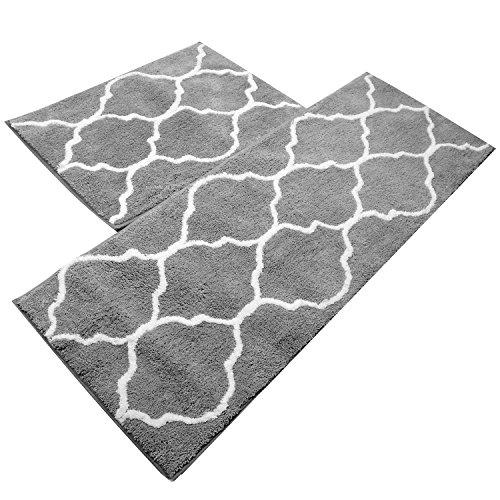 Decorative Shower Mats : Door mat u artlines decorative non slip microfiber