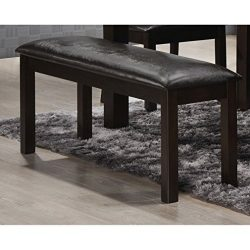 Simmons Upholstery 5010-01 Durango Dining Bench