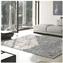Superior Elegant Shag Rug, Plush and Cozy Hand Tufted Area Rugs, Chic and Contemporary Eyelash S ...