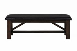 Jofran: 705-20KD, Kona Grove, Dining Bench, 54″W X 14″D X 18″H, Deep Chocolate ...