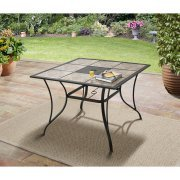 Mainstays Heritage Park 40″ x 40″ Dining Table