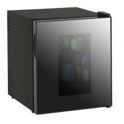 Avanti 1.7-Cubic Foot Superconductor Beverage Cooler W/Mirrored Finish Glass Door