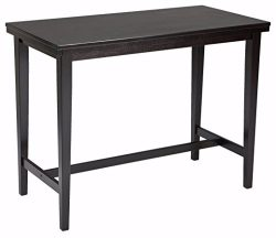 Ashley Furniture Signature Design – Kimonte Dining Room Table – Counter Height ̵ ...