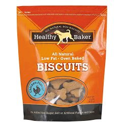 Healthy Baker Flavored Biscuits — Wholesome and Delicious Treats for Dogs – Chicken, 2R ...