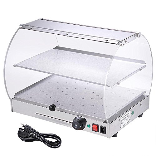 Small Commercial Food Warmer ~ Ampersand shops commercial food warmer bread pastry pizza
