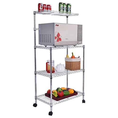 New 3 Tier Kitchen Baker S Rack Microwave Oven Stand