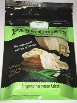 Kitchen Table Bakers Mini Parm Crisps 4 pack (jalapeno)