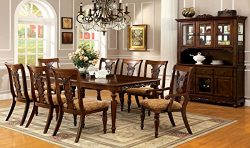 Seymour 9 pc. Formal Dining Table w/ Hutch & Buffet