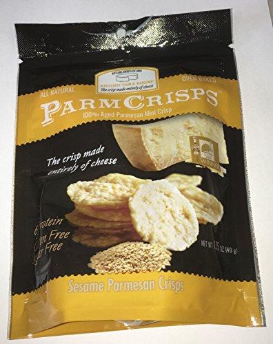 Kitchen Table Bakers Mini Crisps