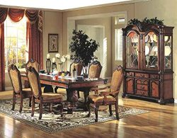 Margret 7 pc. Dining Table w/ Hutch and Buffet