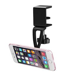Cell Phone Stand for iPhone X 8 7 7s 6 6s Samsung LG, BESTEK Magnetic Phone Clamp Mount, Fits De ...