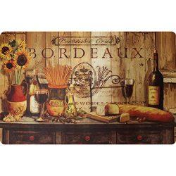 Indoor Olive Oil Sideboard Kitchen Mat (22×34)