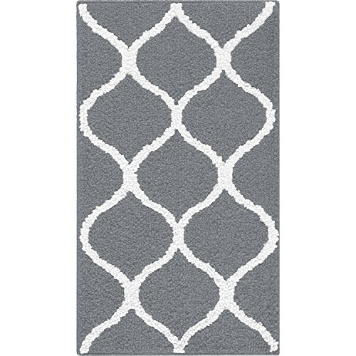 Kitchen Rugs, Maples Rugs [Made In USA][Rebecca] 1'8 X 2