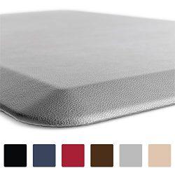 The Original 3/4″ GORILLA GRIP (R) Premium Anti-Fatigue Comfort Mat, Perfect for Kitchen a ...