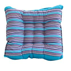 Haotfire Chair Cushion Seat Pad Soft Thick Square Seat Cushions Pillows With Ties For Kitchen Of ...