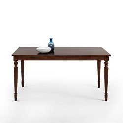 Zinus Bordeaux Large Wood Dining Table/Table only