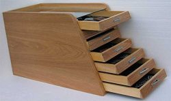 Knife Storage/Display Case Holder Tool Storage Cabinet, with drawers
