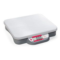 Ohaus Catapult C11P75 Compact Precision Bench Scale, 75kg Capacity, 0.05kg Increments, ABS Plastic