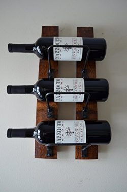 3 – Bottle Wine Rack
