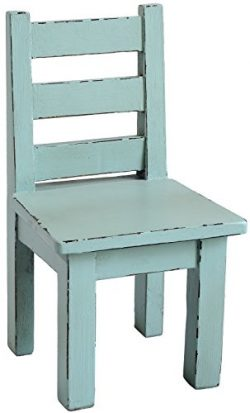 Casual Elements Child Chair (Set of 2), Island Blue