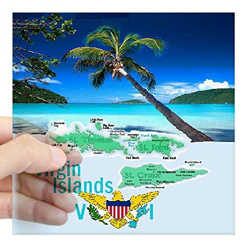 CafePress - VIRGIN ISLAND Sticker