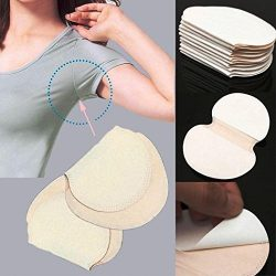 LiPing 6/30PCS Sweating Stickers Underarm Prevent Body Odor Disposable Prevention Pads Perspirat ...