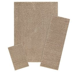 Maples Rugs Area Rugs Sets, [Made in USA][Catriona] 3 Piece Set Non Slip Padded Large Runner &am ...
