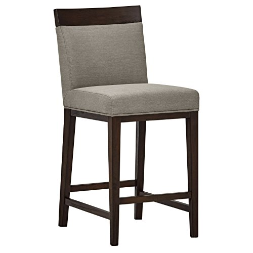 Stone Amp Beam Burke Modern Wood Accent Counter Stool 40 Quot H