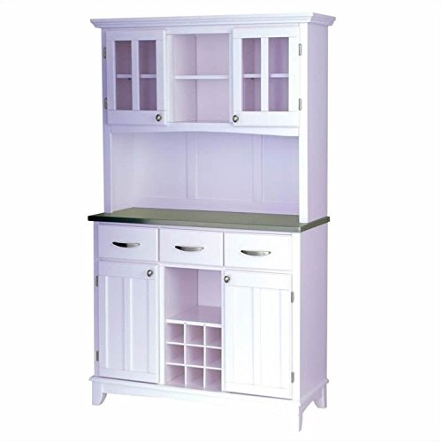 Home Styles 5100-0023-22 5001 Series Stainless Steel Top