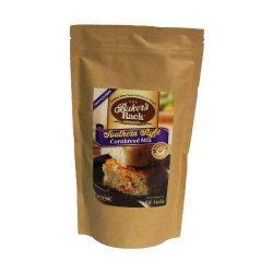 Baker's Rack Gluten Free Southern Cornbread Mix, 19.4 Ounce