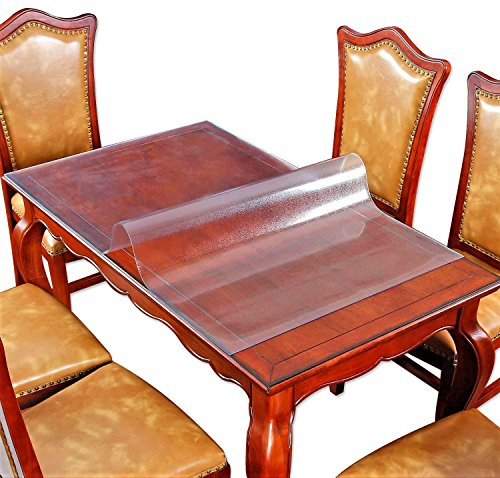 Multi Size 2 Sets Frosted Table Protector Furniture Dining