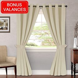 H.VERSAILTEX Blackout Curtains Thermal Insulated Drapes for Bedroom – Ultimate Luxury and  ...