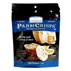 Kitchen Table Bakers Parmesan Crisps 1.75 oz each (1 Item Per Order)