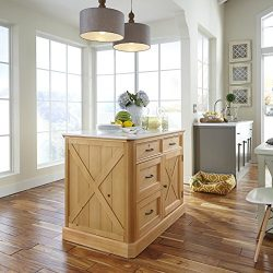 Home Styles 5524-94 Country Lodge Kitchen Island