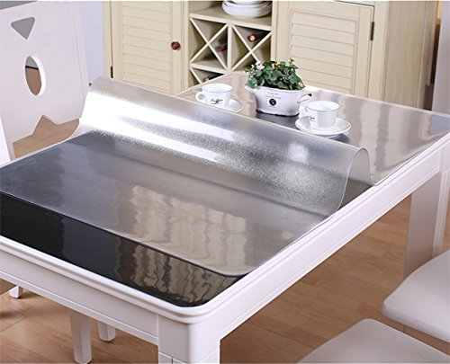 Valley Tree 1 5mm Clear Table Cover Protector Pvc Desk Pad