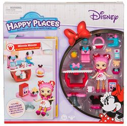 Happy Places Disney S2 Theme Pack-Minnie Collectible