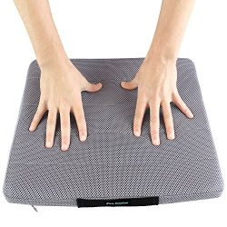 Xtra-Comfort Gel Seat Cushion by (Gray) – Seat Pad for Cars, Outdoors, Kitchens, Offices a ...