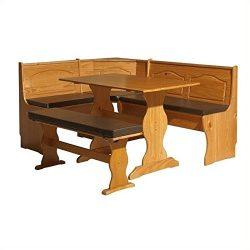Pemberly Row Cushion Set in Brown PVC