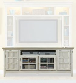Liberty Furniture 840-TV00 New Generation Entertainment TV Stand, 75″ x 20″ x 30R ...