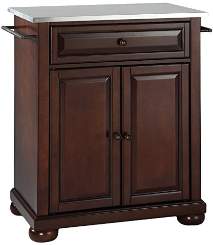 Crosley Furniture Alexandria Cuisine Kitchen Island With