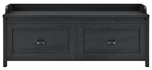 SystemBuild 7808886COM Storage Bench, Smokehouse