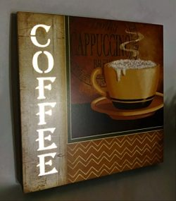 Coffee LED Wall Sign
