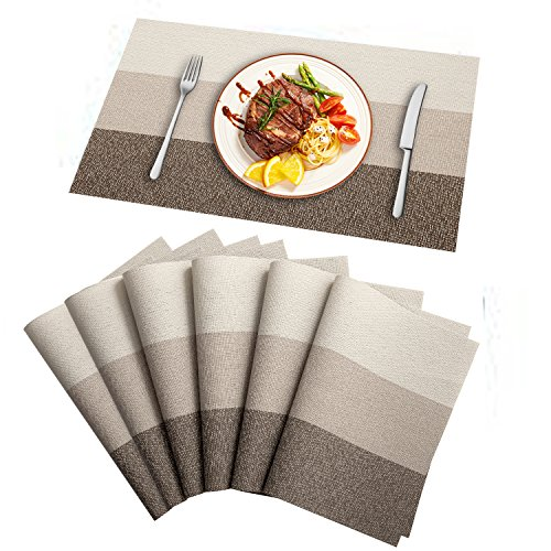 Hebe Placemats Placemats For Dining Table Placemats Set